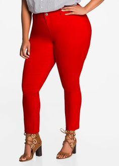 77d6c7c51d2 Plus Size Jeans  amp  Denim - Colored Jegging Colored Denim