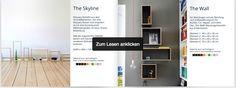 Aktueller Produktkatalog mit allen Regalen, Tischen und Schmankerl .... http://bsquary.com/bsquary-regale-produktkatalog/