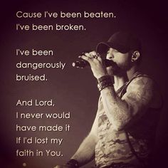 Brantley Gilbert My Faith In You