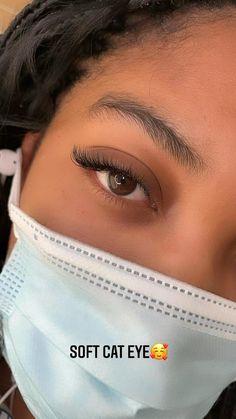 Natural Fake Eyelashes, Perfect Eyelashes, Best Lashes, Fake Lashes, Natural Looking Eyelash Extensions, Eyelash Extensions Classic, Mink Lash Extensions, Makeup Eye Looks, Eye Makeup