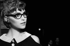 These cat eye glasses are to die for!
