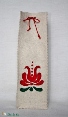 Filc italtartó (Zsokatextil) - Meska.hu