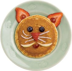 Kitty Pancakes :)