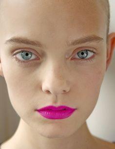 bright lipstick #3