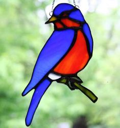 1000+ ideas about Stained Glass Birds on Pinterest | Stained Glass ...