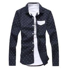 3b42e233aee63 Mejores 11 imágenes de Camisas casuales. en Pinterest