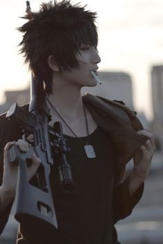 DeKi Shinya Kogami Cosplay Photo - Cure WorldCosplay #psychopass