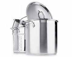 $149.95 The All Clad 12 Qt. Multi cooker is the ideal companion to any All-Clad cookware collection. It is designed to complement your All-Clad cookware, and is crafted to the same All-Clad standards