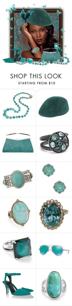 """""""Dreaming"""" by rozelle ❤ liked on Polyvore featuring Tom Ford, Dsquared2, J. Mendel, Nordstrom Rack, Armenta, Ippolita, Ray-Ban, Alexander Wang, Bling Jewelry and women's clothing"""