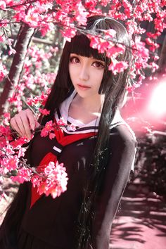 Mon(Mon❥小夢夢) Ai Enma Cosplay Photo - WorldCosplay