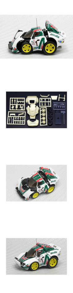 Other Sports Car Models and Kits 2583: Choro Q Size Model Kit Lancia Stratos Gr. 4 Special Rare Kit -> BUY IT NOW ONLY: $100 on eBay!