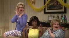 Saturday Night Live celebrated Mother's Day with a funny sketch about the hairstyle most moms seem to get.