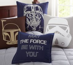 Star Wars™ May The Force Be With You™ Sham