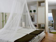 Sheer Curtain Bedroom