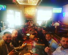 A post-conference meal with the crew! #olninc #cali #conference #meeting #leadership