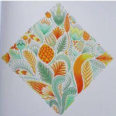By @colour_x_me_x_beautiful #arttherapy #mandala #milliemarottafans…