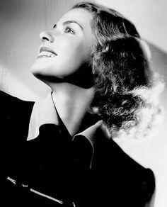 Ingrid Bergman by  John Engstead, 1940