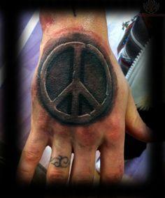... com img src http www tattoostime com images 251 3d peace sign