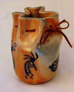 Ceramics 2 vase - leave up to students on how to make (wheel, slab, coil, extruder...)! LOVE