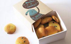 Bunny Cookies by Andrea Olivo - called Len-Antistart, via Behance Cupcake Packaging, Bakery Packaging, Bottle Packaging, Pretty Packaging, Brand Packaging, Packaging Design, Packaging Ideas, Product Packaging, Bakery Branding