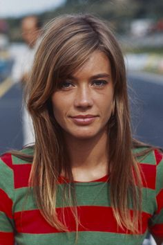 Francoise Hardy. Photo by Francois Gragnon/Paris Match via Getty Images.