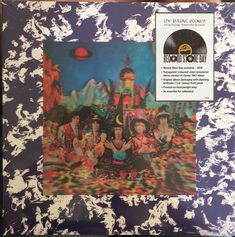The Rolling Stones - Their Satanic Majesties Request: LP, Album, Ltd, RE, Len For Sale   Discogs Their Satanic Majesties Request, Lp Album, Rolling Stones, Vinyls, Rolls, Products, Vinyl Records, Wraps, Buns