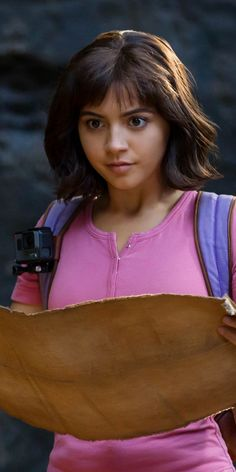 Isabela Moner, Dora and the Lost City of Gold, 2019 movie wallpaper Teen Actresses, Hollywood Actresses, Indian Actresses, Dora Movie, Beautiful Celebrities, Beautiful Women, Lost City Of Gold, Isabela Moner, Isla Fisher