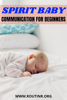 SPIRIT BABY COMMUNICATION FOR BEGINNERS