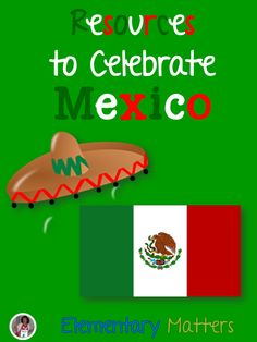 Resources to Celebrate Mexico: books, videos, music, and a freebie!