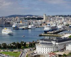 Mi Coruña y sus cruceros
