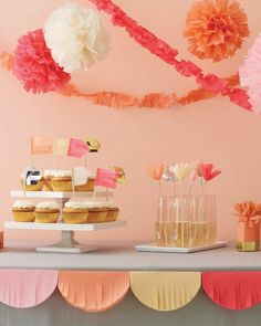 Did you know March is National Craft Month? Pep up any party in a hurry with your fringe cutter from Martha Stewart Crafts. Click through for our DIYs.