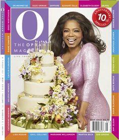 O Magazine's 10th Anniversary