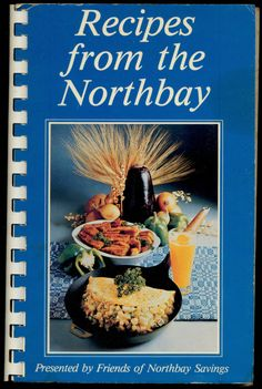 Recipes From The Northbay, 1983 - Christmas Pumpkin Bread, All Bran Biscuits  http://www.amazon.com/gp/product/B01M5BY78U/ref=cm_sw_r_tw_myi?m=A3FJDCC1SFO8CE