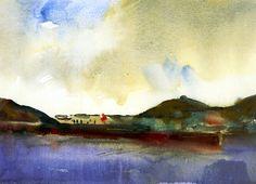Charles Webster Hawthorne, 1872-1930 - Horta, The Azors #1