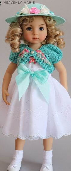 Effner just the idea of dress and bow!