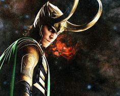 Tom Hiddleston Loki 3 By StalkerAE On DeviantArt