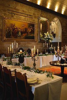 15 Beautiful Ideas For Castle Wedding ❤ castle wedding reception decor borthwickcastle #weddingforward #wedding #bride