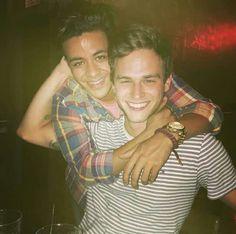 Christian and Brandon