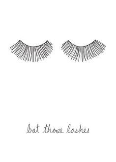 If you've got 'em, flaunt 'em! Life's too short to not have amazing #lashes! #PrettyDollfacedAZ