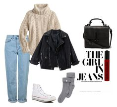"""Noora Amalie Sætre"" by atlasren ❤ liked on Polyvore featuring Topshop, Converse, UGG, NYX and skam"