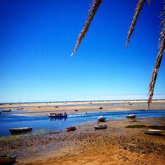 Praia da Fábrica Cacela Velha Portugal