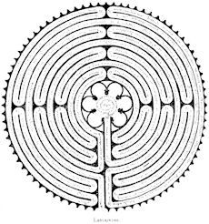 The Chartres Cathedral Labyrinth - FAQ's  As one of the best-known examples in the world, much has been written and said about the labyrinth in Chartres Cathedral. But what is fact and what fiction?  Jeff Saward provides some answers to some of the most frequently asked questions about this labyrinth...