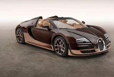 Bugatti Rembrandt, un modelo de familia | Conexión Brando