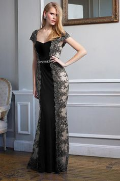 Mother of the bride gown by terani #mob #dresses