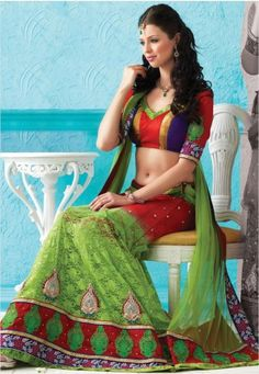 #Navratri #Chaniya_Choli @ http://www.jabongworld.com/navratri-collection/navratri-chaniya-choli.html