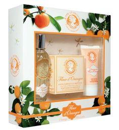 Coffret Fleur d'Oranger webparticipo