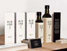 Didino Olive Oil Visual Identity and Packaging — Manasteriotti∞Marić