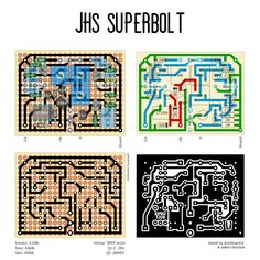 Here's a popular JHS pedal that emulates old Supro/Valco amps: the Superbolt. It has a remarkable similarity to the Run Off Groove Supreaux . Diy Guitar Amp, Diy Guitar Pedal, Guitar Shop, Music Guitar, Guitar Effects Pedals, Guitar Pedals, Instruments, Guitar Building, Circuit Diagram