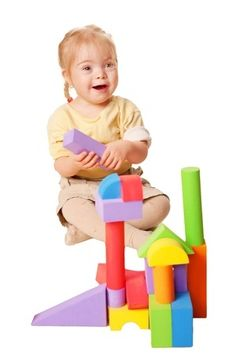 Blocks are a great educational toy for the special needs child. Read this post for ideas on how to adapt wooden blocks for children of all abilities.https://backtoblocks.com/using-wooden-building-blocks-for-the-special-needs-child