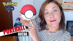DIY POKEBALL HUCHA I DIY Pokemon | Como hacer una Pokeball con papel de ...